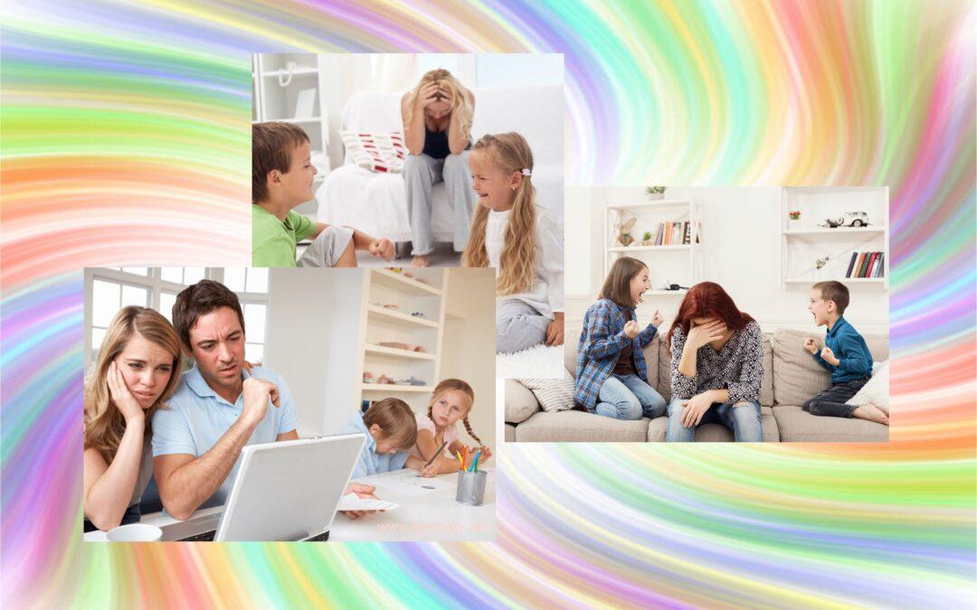 Stress genitoriale … genitori al limite
